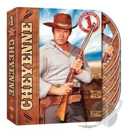 Cheyenne - The Complete First Season DVD Cover Art