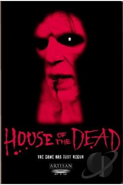 House of the Dead DVD Cover Art