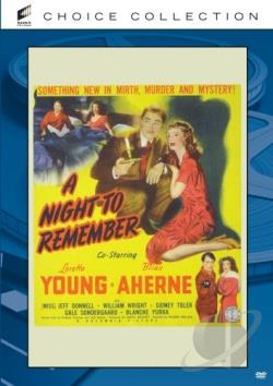 Night to Remember DVD Cover Art