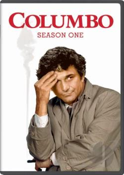Columbo - The Complete First Season DVD Cover Art