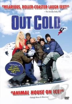 Out Cold DVD Cover Art