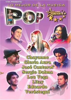 Mejor De La Musica Pop #228 DVD Cover Art