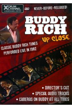 Up Close DVD Cover Art