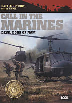 Devil Dogs of Nam: Call In the Marines DVD Cover Art