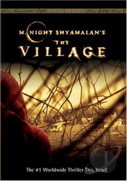 Village DVD Cover Art