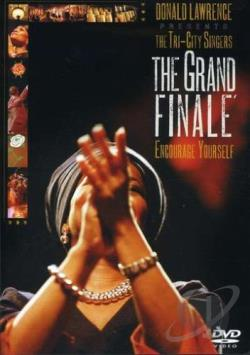 Donald Lawrence Presents The Tri-City Singers - The Grand Finale DVD Cover Art