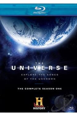 Universe - The Complete Season 1 BRAY Cover Art