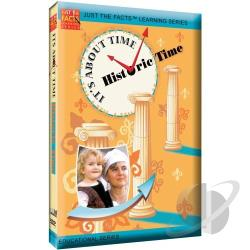 It's About Time: Historic Time DVD Cover Art