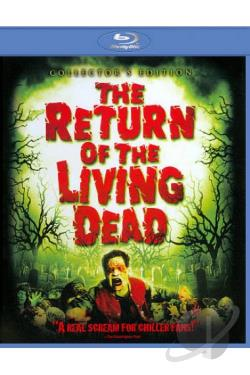 Return of the Living Dead BRAY Cover Art