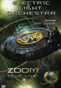 Electric Light Orchestra - Zoom Tour Live DVD Cover Art