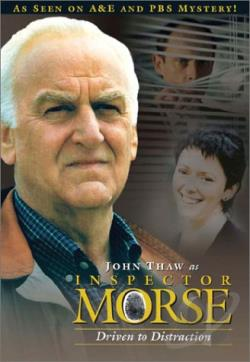Inspector Morse - Driven to Distraction DVD Cover Art