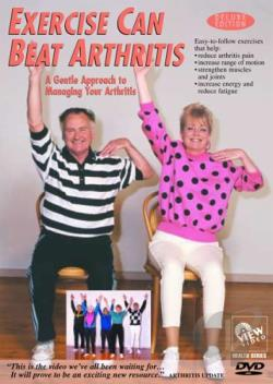 Exercise Can Beat Arthritis DVD Cover Art