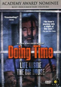 Doing Time: Life Inside the Big House DVD Cover Art
