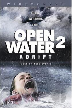 Open Water 2: Adrift DVD Cover Art