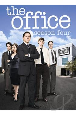 Office - The Complete Fourth Season DVD Cover Art