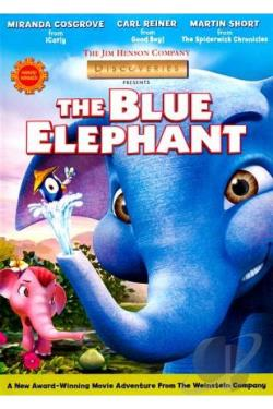 Blue Elephant DVD Cover Art
