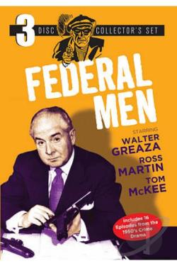 Federal Men DVD Cover Art