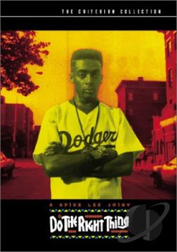 Do the Right Thing DVD Cover Art