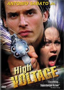 High Voltage DVD Cover Art