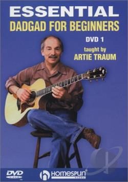 Essential Dadgad for Beginners - Vol. 1 DVD Cover Art