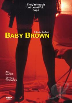 Baby Brown DVD Cover Art