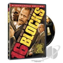 16 Blocks DVD Cover Art