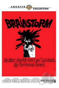 Brainstorm DVD Cover Art