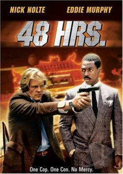 48 Hrs. DVD Cover Art