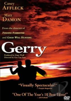 Gerry DVD Cover Art