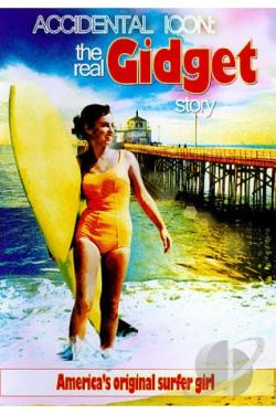 Accidental Icon: The Real Gidget Story DVD Cover Art