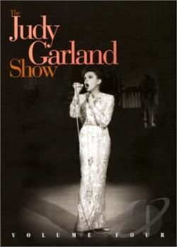 Judy Garland Show - Vol. 4 DVD Cover Art