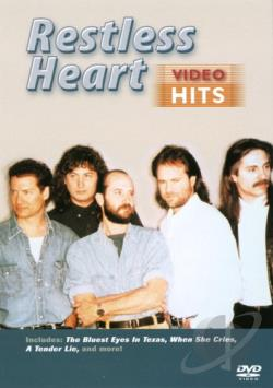 Restless Heart - Video Hits DVD Cover Art