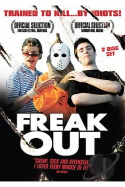 Freak-Out DVD Cover Art