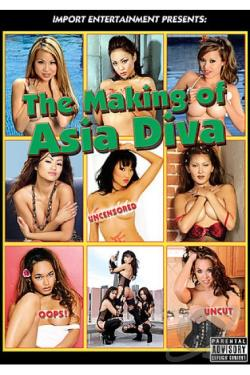 Making of Asia Diva DVD Cover Art