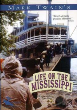 Mark Twain Classics - Life on the Mississippi DVD Cover Art