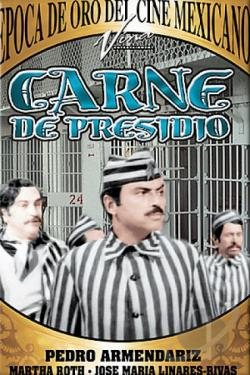 Carne De Presidio DVD Cover Art