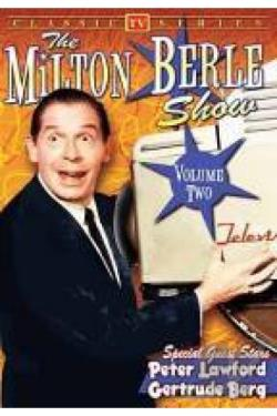 Milton Berle TV Show - Volume 2 DVD Cover Art