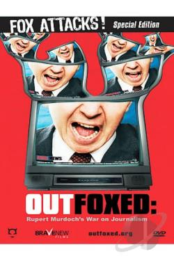Outfoxed DVD Cover Art