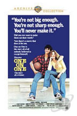 One on One DVD Cover Art
