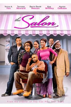 Salon DVD Cover Art