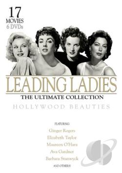 Ultimate Leading Ladies DVD Cover Art