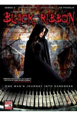 Black Ribbon DVD Cover Art