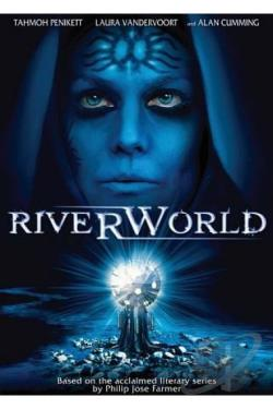 Riverworld DVD Cover Art