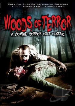 Woods of Terror: Nightmare in the Woods/Zombie Village DVD Cover Art