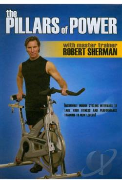 Robert Sherman: The Pillars of Power DVD Cover Art
