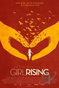 Girl Rising DVD Cover Art