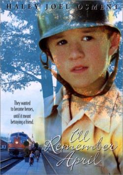 I'll Remember April DVD Cover Art