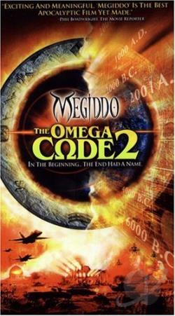 Megiddo: The Omega Code II DVD Cover Art