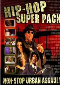 Hip-Hop Super Pack (5-DVD Set) DVD Cover Art