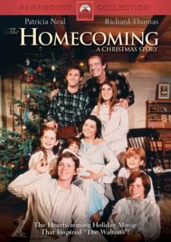 Homecoming, The: A Christmas Story DVD Cover Art